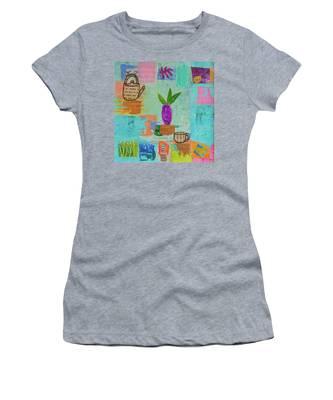 The Art Of Tea Two Women's T-Shirt