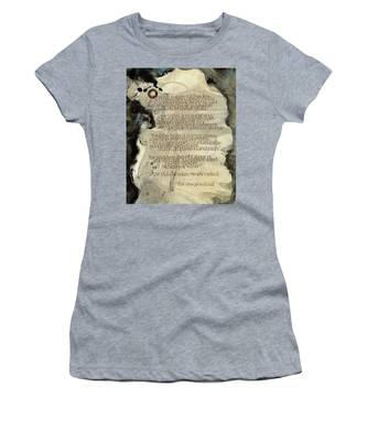 The Tale Of Two Wolves Women's T-Shirt