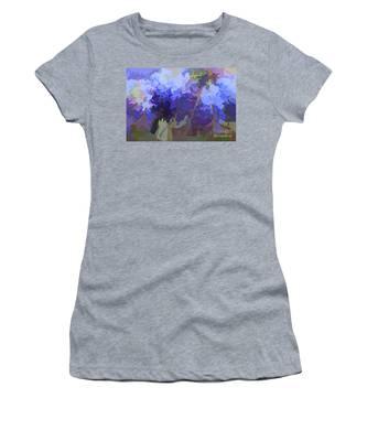Wisteria Colours Women's T-Shirt