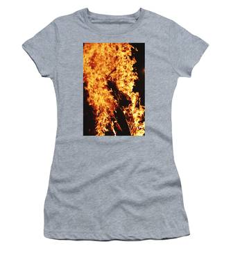 Blazing Women's T-Shirts