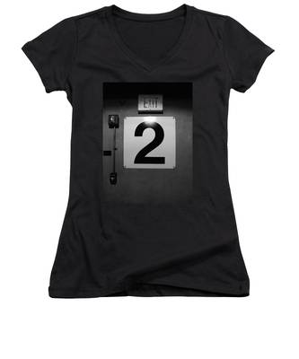 Exit Two Women's V-Neck