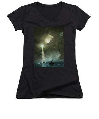 Nautilus Women's V-Neck