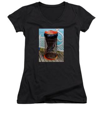 Sealife Women's V-Neck