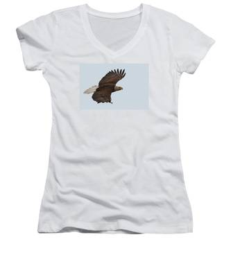 Close Encounter Of The Best Kind Women's V-Neck