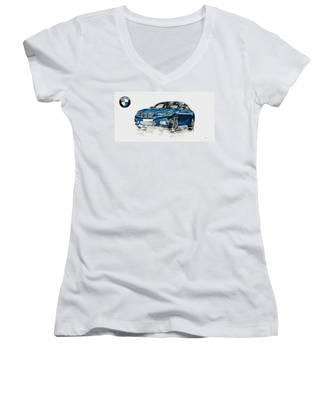 Sport Coupe Women's V-Neck T-Shirts