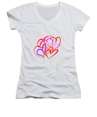 All About Love Women's V-Neck