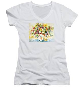 Arrangement IIi Women's V-Neck