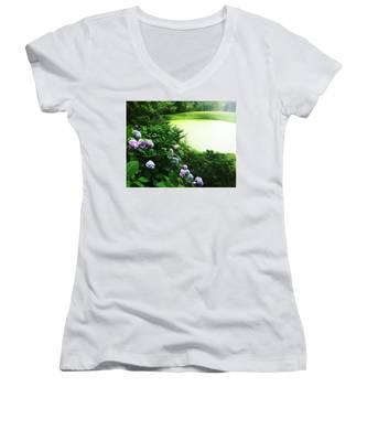 Green Pond Women's V-Neck