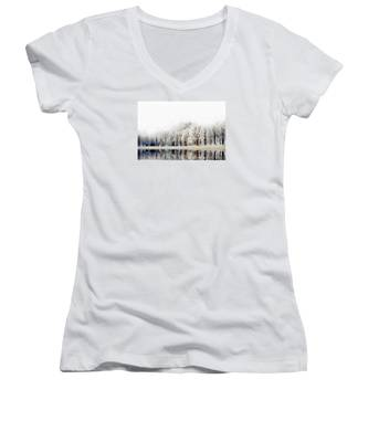 Winterscape  Women's V-Neck