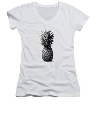 Pineapple Women's V-Neck