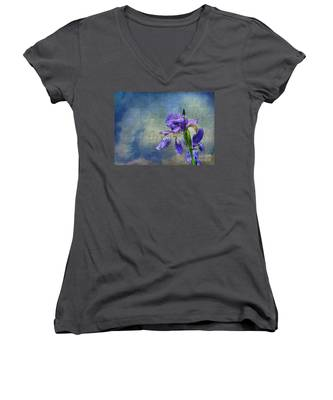 Singing In The Rain Women's V-Neck