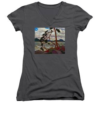 The West Wind Women's V-Neck