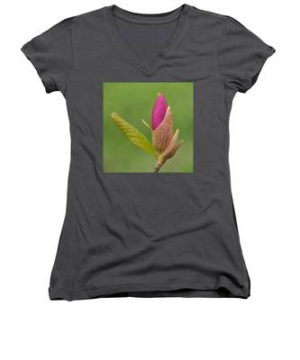The Unvieling Women's V-Neck