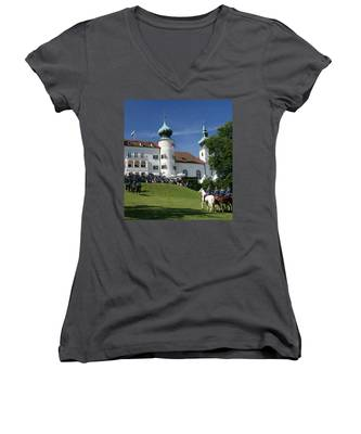 Photograph - Artstetten Castle In June by Travel Pics