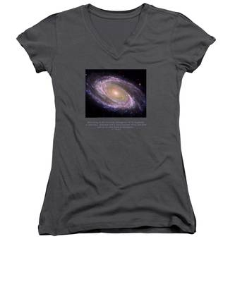 Everything Is Conscious Women's V-Neck