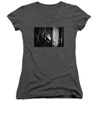 Locked Away Women's V-Neck