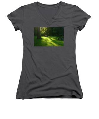 Place Of Honor Women's V-Neck