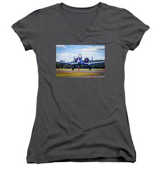 A-10c Thunderbolt II Women's V-Neck