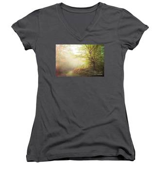Broceliand Path Women's V-Neck