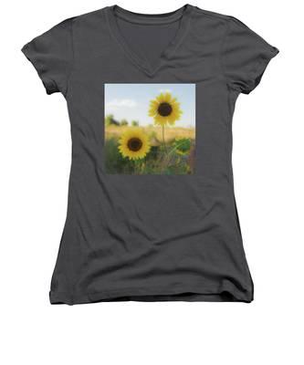 Summer Softness Women's V-Neck