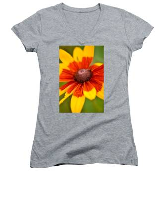 Looking Susan In The Eye Women's V-Neck
