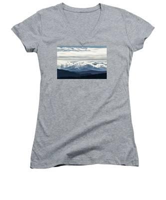 Twin Peaks Women's V-Neck