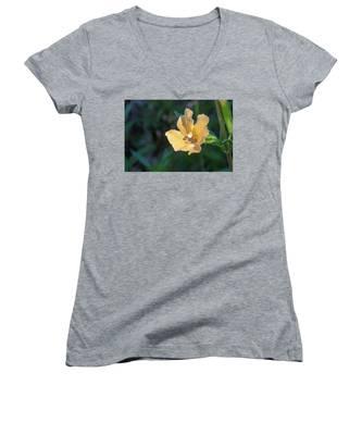 Wilderness Flower 2 Women's V-Neck