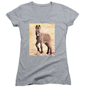 Queen For A Day Women's V-Neck