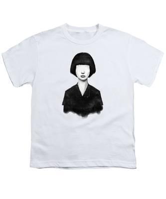 Portrait Youth T-Shirts