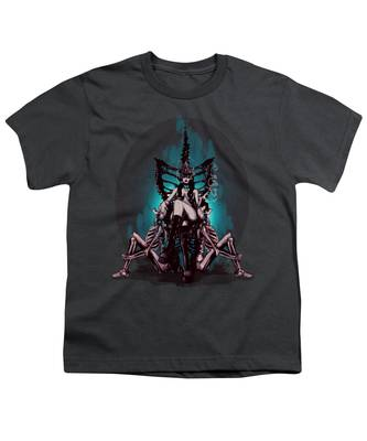 Lady Youth T-Shirts