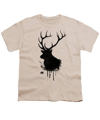 Moose Youth T-Shirts
