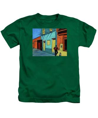 La Boca Morning II Kids T-Shirt