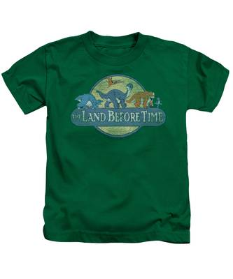 Land Kids T-Shirts