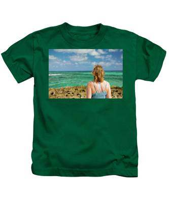 Looking Out Kids T-Shirt