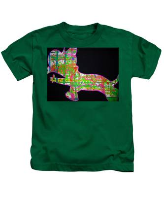 Plaid Kids T-Shirt