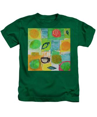 Tea Box 2 Kids T-Shirt