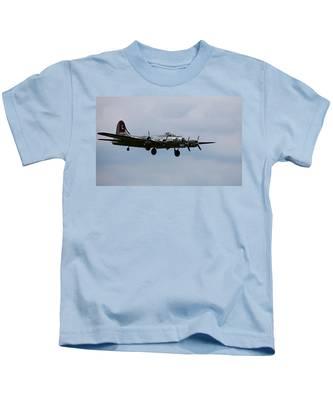 B-17 Yankee Lady Kids T-Shirt