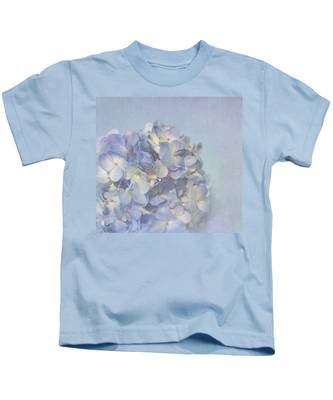 Charming Blue Kids T-Shirt