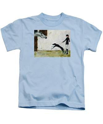 Good To See You Again Kids T-Shirt
