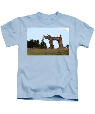 Pi In The Sky Kids T-Shirt
