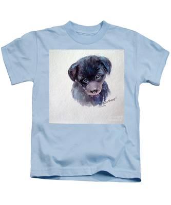 The Puppy Kids T-Shirt