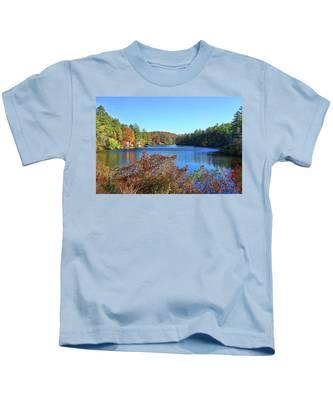 A North Carolina Autumn Kids T-Shirt