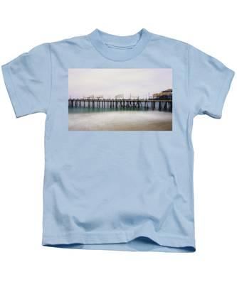 All Quiet On Redondo Pier Kids T-Shirt