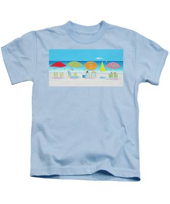 Another Perfect Beach Day Kids T-Shirt