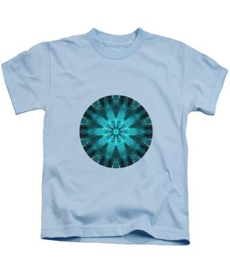 Aquamarine  Kids T-Shirt