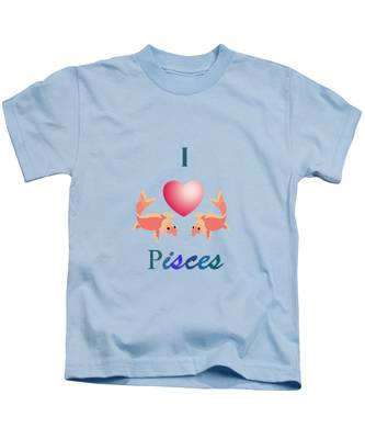 Azure Waters By V.kelly Kids T-Shirt