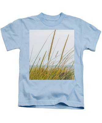 Beach Grass Kids T-Shirt
