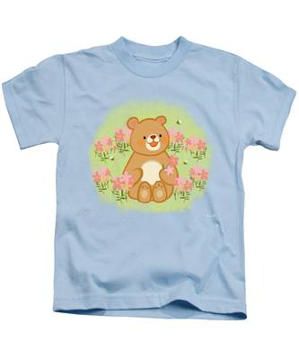 Nature Bee Kids T-Shirts