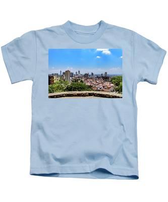 Cali Skyline Kids T-Shirt