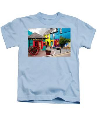 Colorful Corner Kids T-Shirt